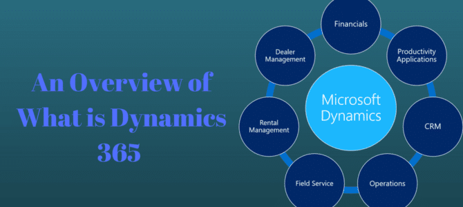 What is Dynamics 365