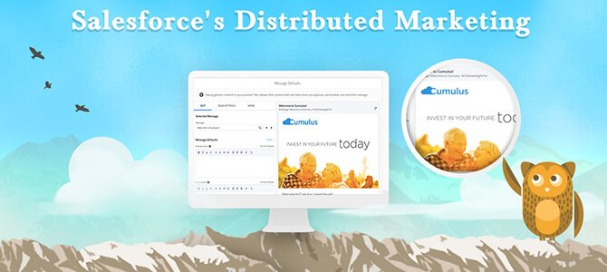 Salesforce Distributed Marketing: What Is It