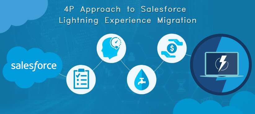 4P Strategy to Salesforce Lightning Experience Migration