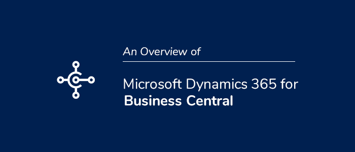 Microsoft Dynamics 365 for Business Central