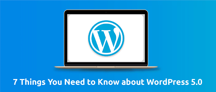 7 Things wordpress