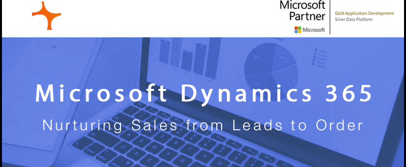 Dynamics 365 for sales Nurturing Sales