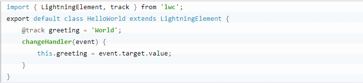 Salesforce Lightning Web Components (LWC)