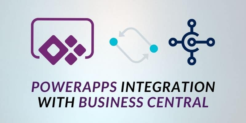 PowerApps Integration with Dynamics 365 Business Central Online
