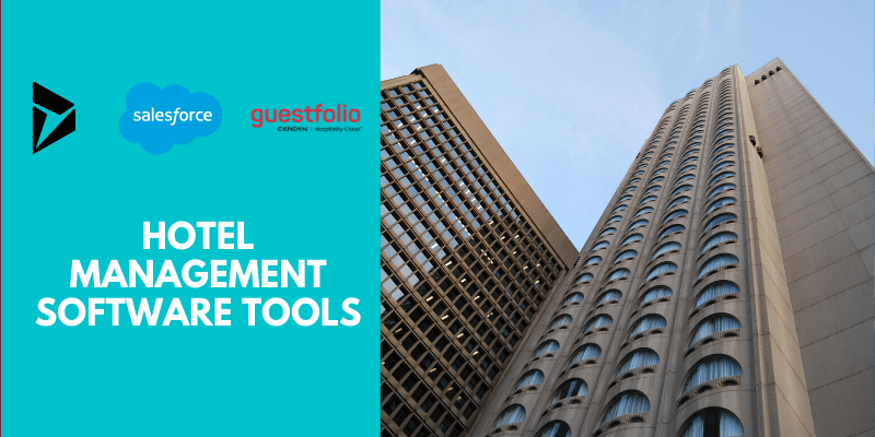 Hotel Management Software tools