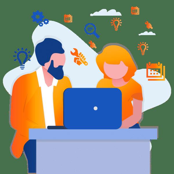 salesforce-service-console