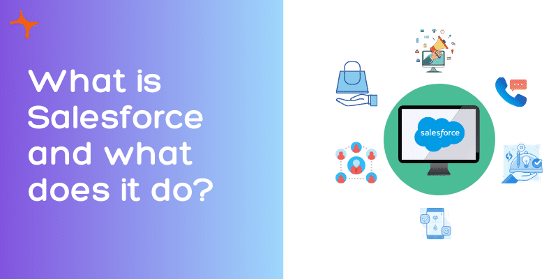 What is Salesforce and what does it do?