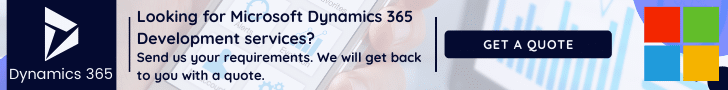 Dynamics 365 consulting Services
