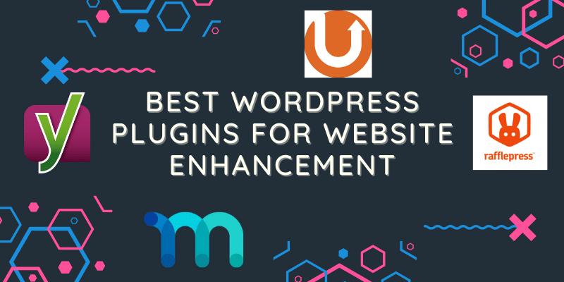 Best WordPress Plugins for Website Enhancement