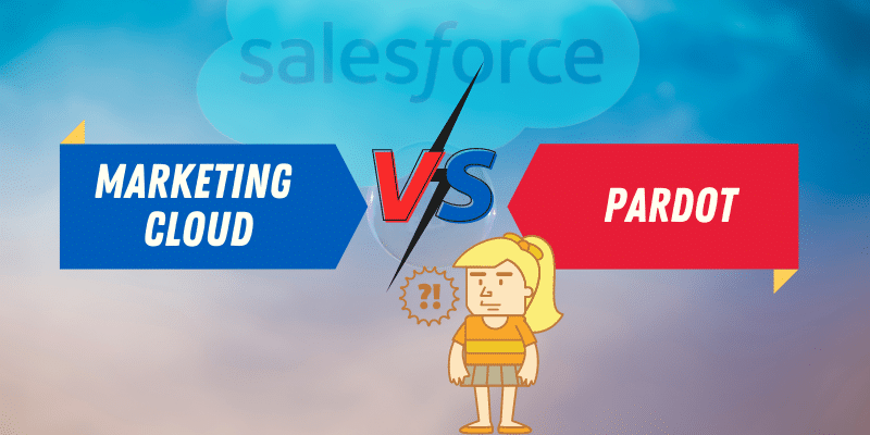 pardot vs marketing cloud