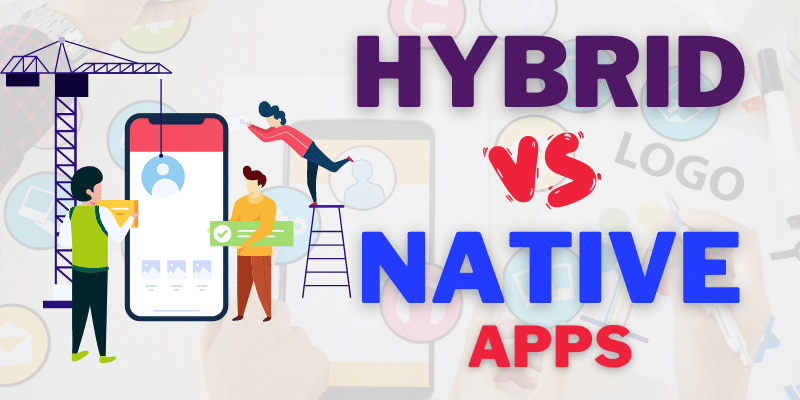 Hybrid apps vs native app