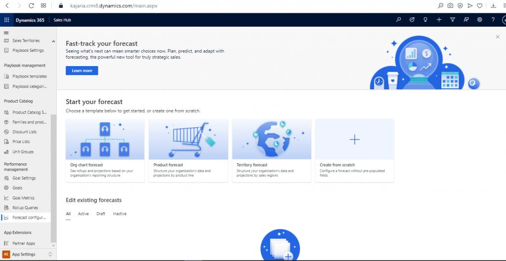 Microsoft Dynamics 365 Sales Insights