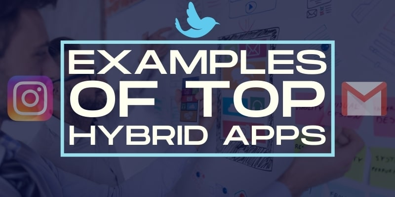 examples of hybrid apps