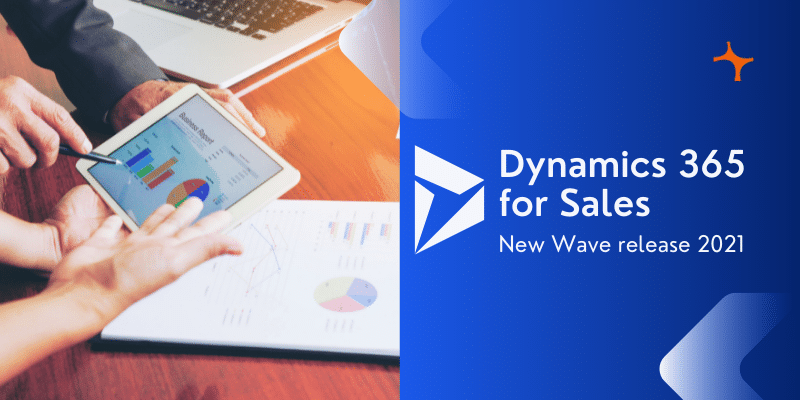 dynamics 365 for sales new wave release