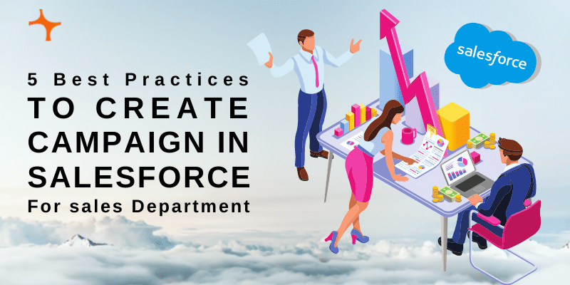 how to create campaign in salesforce