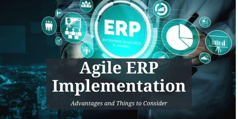 Agil erp implementation