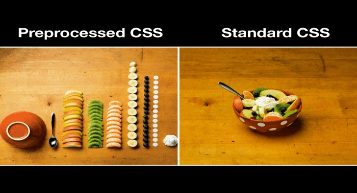 Difference between SASS vs LESS