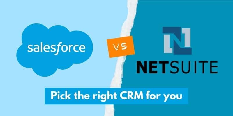 Salesforce vs NetSuite